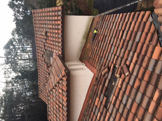 Tile Roof Repair Statewide Roofing Repair